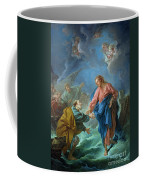 Saint Peter Invited To Walk On The Water Coffee Mug