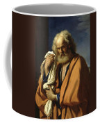 Saint Peter Penitent Coffee Mug