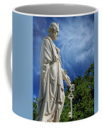 Saint Peter With Keys To Heaven Coffee Mug