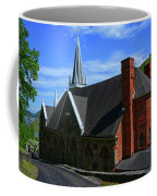 Saint Peters Roman Catholic Church In Harpers Ferry West Virginia Coffee Mug