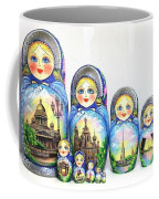 Saint Petersburg  Coffee Mug