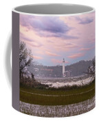 Saint Simon Island Lighthouse Coffee Mug