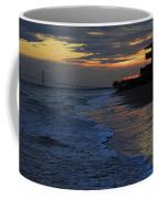 Saint Simons Saturday Night Coffee Mug