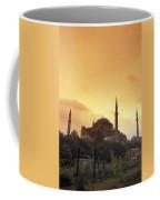 Saint Sophia Hagia Sophia At Sunset Coffee Mug