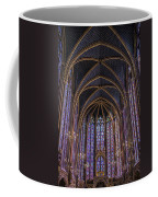 Sainte Chapelle Stained Glass Paris Coffee Mug