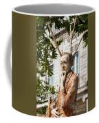 Sait Faik Memorial Coffee Mug