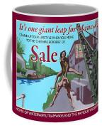 Sale Poster By Eric Jackson, Statement Artwork Coffee Mug