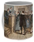 Salem Witch Trials, 1692 Coffee Mug by Granger