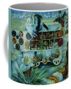 Salers Of Treasures. Coffee Mug