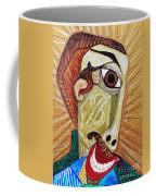 Salesman Of The Year Coffee Mug