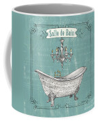 Salle De Bain Coffee Mug