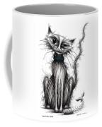 Salmon Face Coffee Mug
