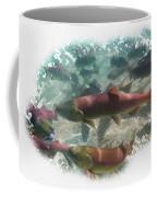 Salmon Migration Coffee Mug