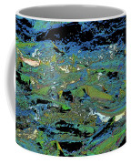 Salmon Run 4 Coffee Mug