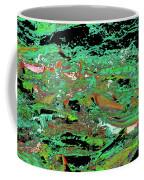 Salmon Run 9 Coffee Mug