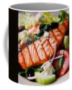 Salmon Salad Coffee Mug