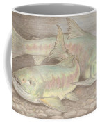 Salmon Spawn Coffee Mug