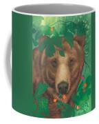 Salmonberry Bear Coffee Mug