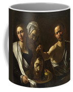 Salome Receives The Head Of Saint John The Baptist Coffee Mug