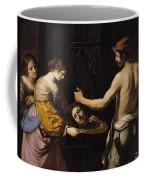 Salome Receiving The Head Of St John The Baptist Coffee Mug