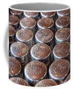 Salt And Pepper Coffee Mug