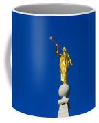 Salt Lake City Angel Moroni 2015 Coffee Mug