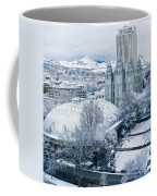 Salt Lake City Tabernacle And Temple Coffee Mug