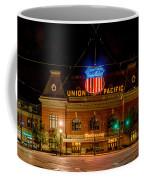 Salt Lake City Union Pacific Depot Coffee Mug