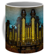 Salt Lake Tabernacle Organ Coffee Mug