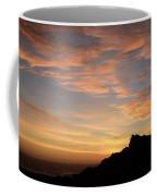 Salt Point Sunset Coffee Mug