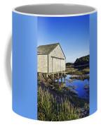 Salt Pond Boathouse  Coffee Mug