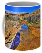 Salt Wash Near Wolf Ranch Arches Np Moab Utah Coffee Mug