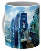 Saltash Bridge. Coffee Mug