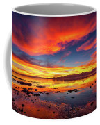 Salton Sea Sunset Coffee Mug