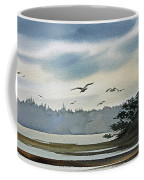 Saltwater Bay Coffee Mug