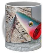 Saltwater Fishing Coffee Mug