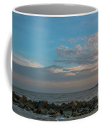 Salty Air Over Breach Inlet Coffee Mug
