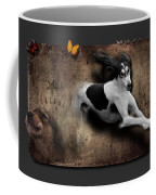 Salukis No 02 Coffee Mug