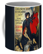 Salvation Army Poster, 1919 Coffee Mug