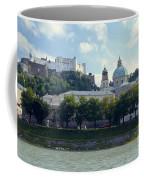 Salzburg City View Five Coffee Mug
