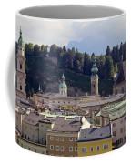 Salzburg City View Three Coffee Mug