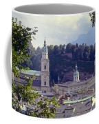 Salzburg City View Two Coffee Mug