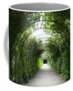 Salzburg Garden Arbor Coffee Mug