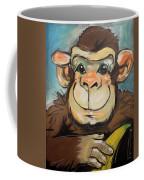 Sam The Monkey Coffee Mug