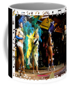 Samba Dancers Coffee Mug