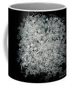 Sambucus Nigra Schwarzer Holunder Elders Bw Coffee Mug