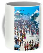 Same Shot Curves Coffee Mug
