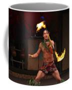 Samoan Fire Dance Coffee Mug