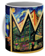 samoL Starry Night Coffee Mug