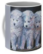 Samoyed Pups Coffee Mug